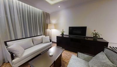 Club Peninsula Suite at Menara Peninsula Hotel 3D Model