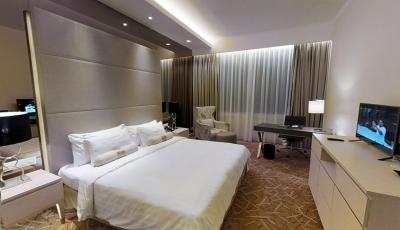 Club Peninsula Superior at Menara Peninsula Hotel 3D Model
