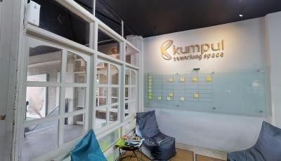 Kumpul Coworking Space, Bali 3D Model