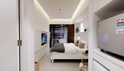 Skandinavia – 1 Bedroom 3D Model