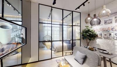 3D VIRTUAL SHOW UNIT – 1 Bedroom Apartment (Type E) 3D Model
