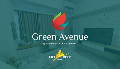 3D VIRTUAL TOUR Green Avenue by LRT City, Bekasi 3D Model