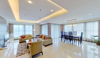 VIRTUAL TOUR – Pondok Indah Golf Apartment (Orchid Tower – Type A) 3D Model