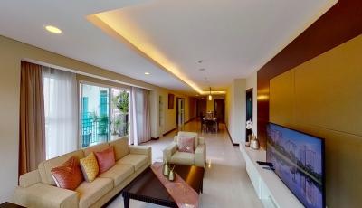 VIRTUAL TOUR – Pondok Indah Golf Apartment (Orchid Tower – Type C) 3D Model