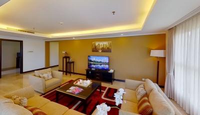 VIRTUAL TOUR – Pondok Indah Golf Apartment (Type A) 3D Model