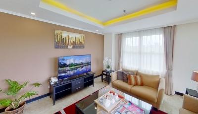 VIRTUAL TOUR – Pondok Indah Golf Apartment (Jasmine Tower – Type C) 3D Model